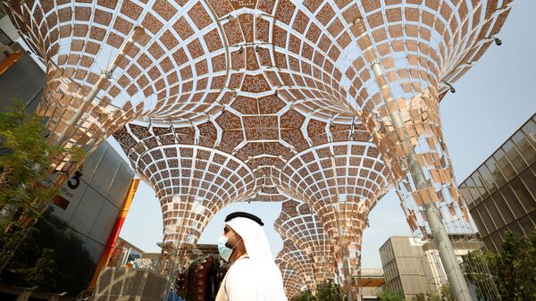 Всемирная выставка Expo-2020 в Дубае, ОАЭ - Sputnik Polska