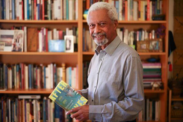 Abdulrazak Gurnah – laureat Nagrody Nobla 2021 w dziedzinie literatury (Tanzania). - Sputnik Polska