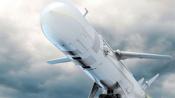 Израильская противокорабельная ракета Blue Spear (5G SSM) - Sputnik Polska