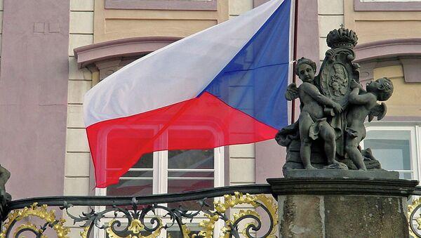 Flaga Czech - Sputnik Polska
