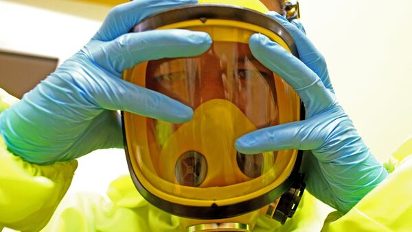 Opracowanie rosyjskiej szczepionki przeciw Eboli jest na stadium wyboru dwóch prób - Sputnik Polska