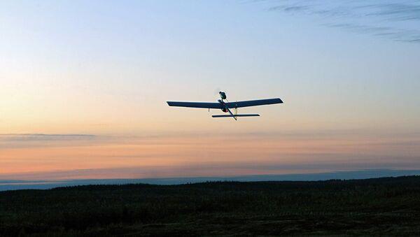 Bezzałogowy aparat latający - Sputnik Polska