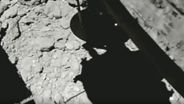 Lądowanie sondy Hayabusa-2 na asteroidzie Ryugu - Sputnik Polska