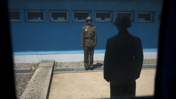 Koreanscy żołnierze - Sputnik Polska