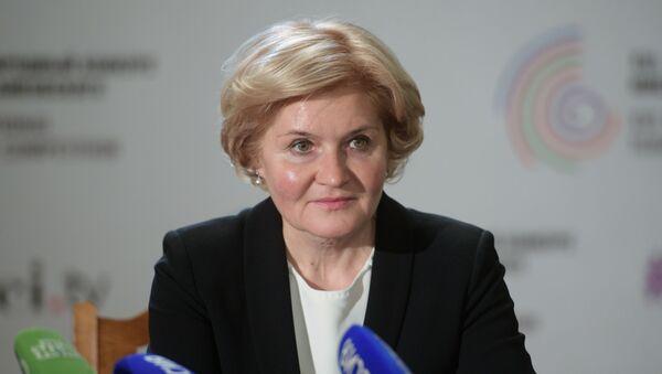 Olga Gołodiec - Sputnik Polska