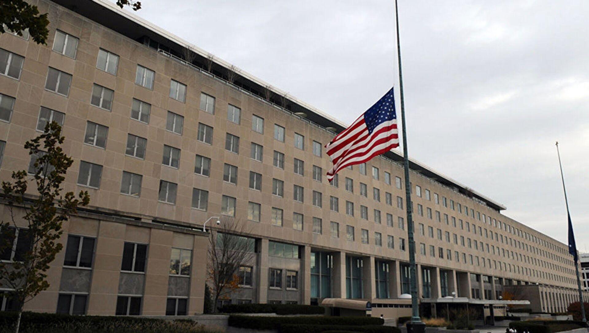 Departament Stanu USA w Waszyngtonie - Sputnik Polska, 1920, 24.04.2021