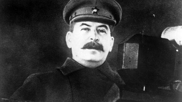 Józef Stalin, 1941 rok - Sputnik Polska