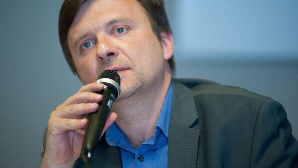 Lider polskiej partii Zmiana Mateusz Piskorski - Sputnik Polska