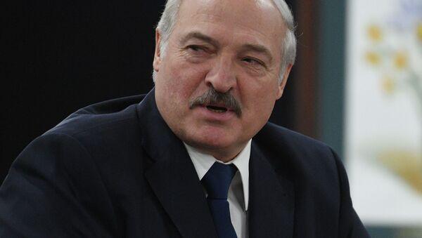 Президент Белоруссии Александр Лукашенко - Sputnik Polska