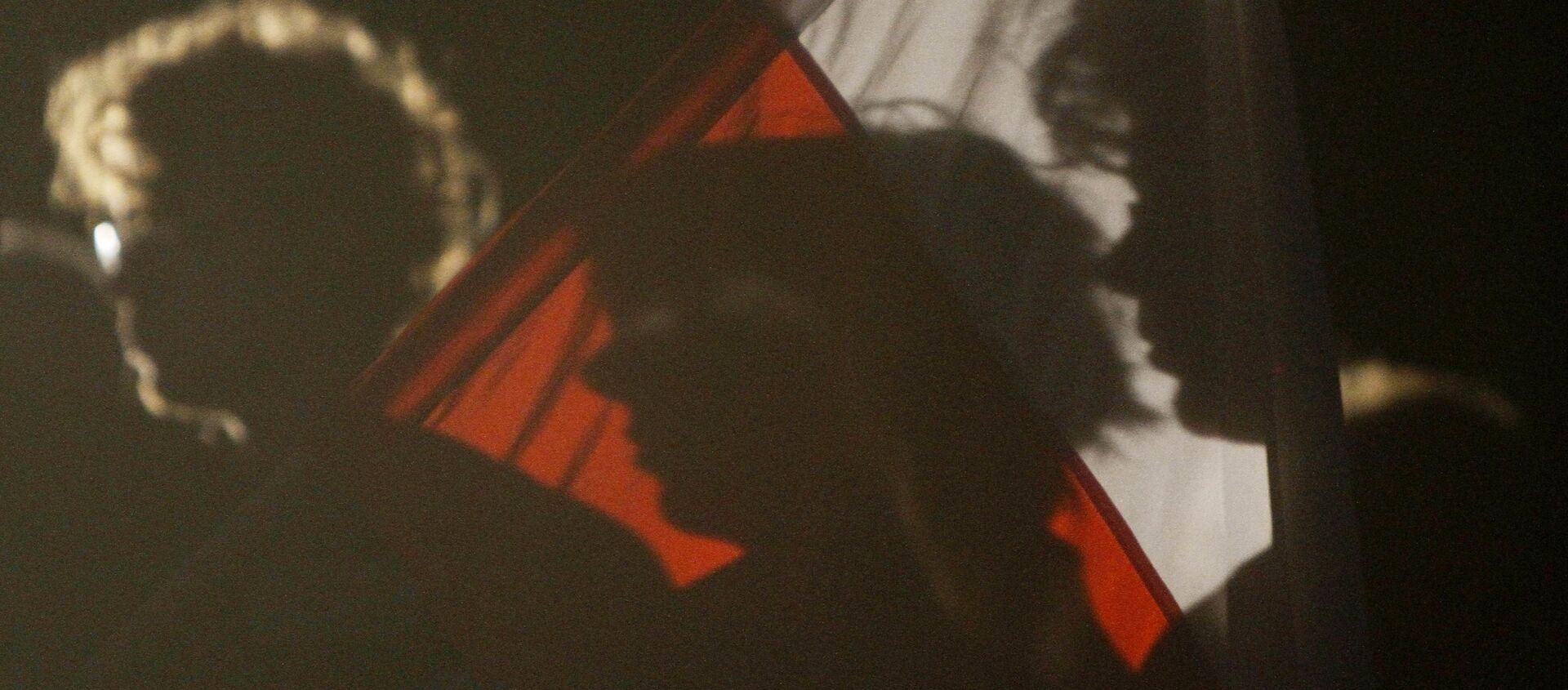 Uroczystość upamiętniająca rocznicę wybuchu II wojny światowej w Gdańsku. Zdjęcie archiwalne - Sputnik Polska, 1920, 09.03.2021