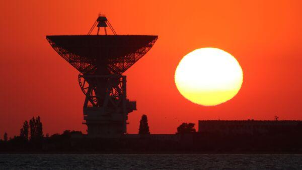 Radioteleskop RТ-70 - Sputnik Polska