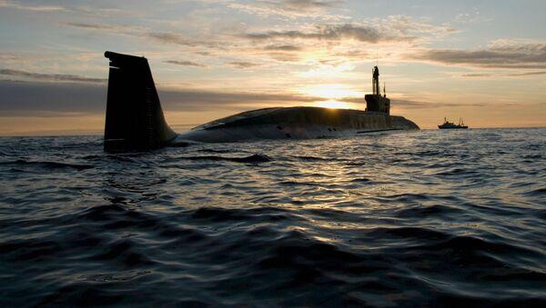 Atomowy okręt podwodny - Sputnik Polska