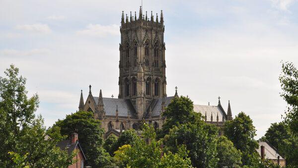 Kościół św. Jerzego, Doncaster, Wielka Brytania - Sputnik Polska