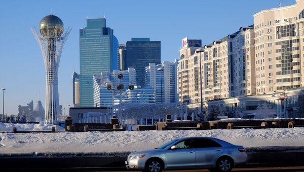 Astana - Sputnik Polska
