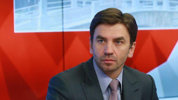 Były minister Michaił Abyzow - Sputnik Polska