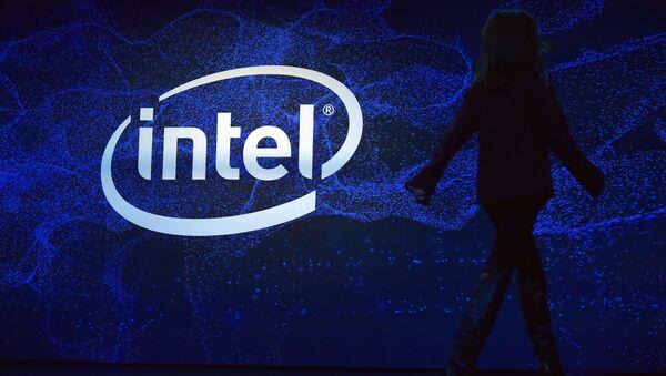 Logotyp firmy Intel - Sputnik Polska