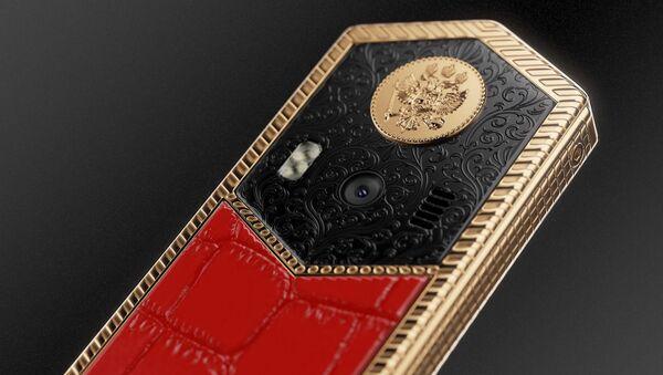 Tsar Phone Iwan Groźny firmy Caviar - Sputnik Polska