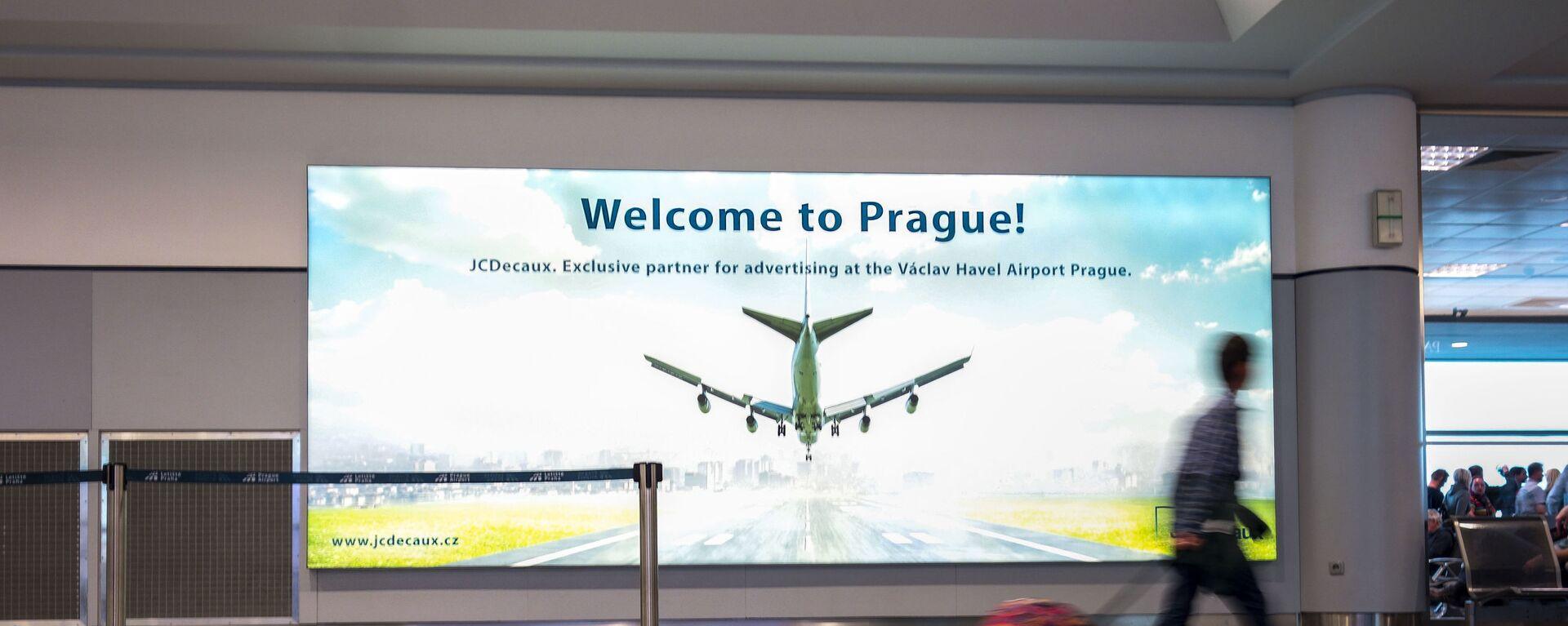 Port lotniczy Praga im. Václava Havla - Sputnik Polska, 1920, 16.08.2021