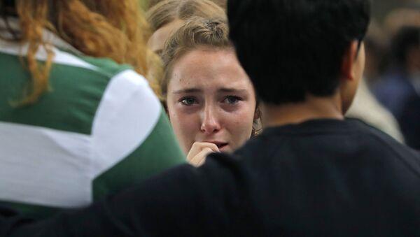 Po strzelaninie w Christchurch - Sputnik Polska