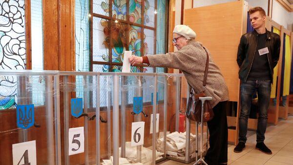 Wybory prezydenckie, Ukraina - Sputnik Polska