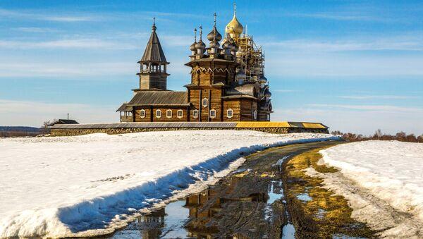 Skansen Kiży w Karelii - Sputnik Polska