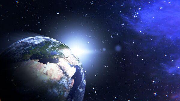 Ziemia widziana z kosmosu - Sputnik Polska
