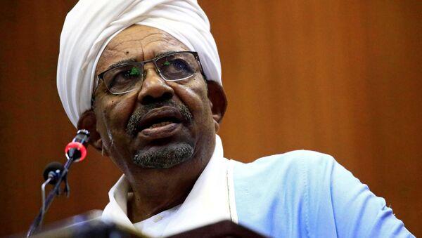 Prezydent Sudanu Omar al-Bashir - Sputnik Polska