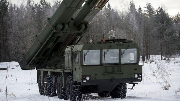Uragan-1M - Sputnik Polska