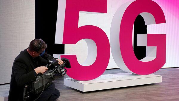 5G, technologia mobilna piątej generacji - Sputnik Polska