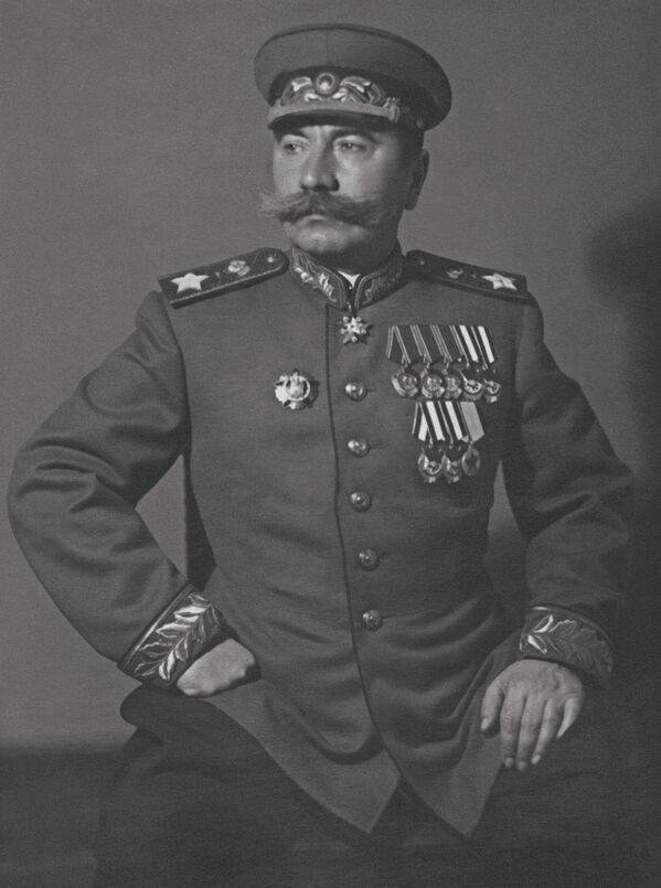 Siemion Budionny  - Sputnik Polska