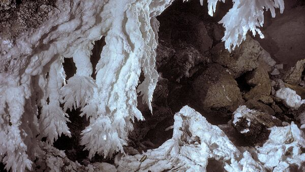 Jaskinia Lechuguilla - Sputnik Polska