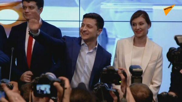 Wybory na Ukrainie - Sputnik Polska