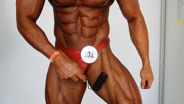 Zawody w bodybuildingu, Kolumbia - Sputnik Polska