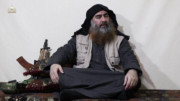 Abu Bakr Al-Bagdadi - Sputnik Polska