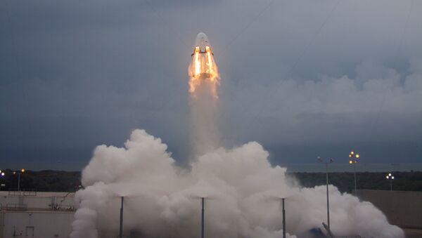 Start Crew Dragon - Sputnik Polska