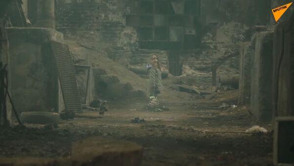 Bunkier zamiast Disneylandu: jak serbskie dzieci (nie) przetrwały nalotów NATO - Sputnik Polska