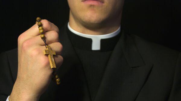 Katolicki ksiądz - Sputnik Polska