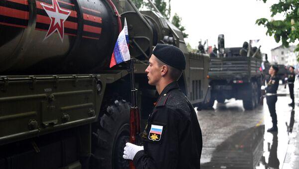 Rosyjskie kompleksy rakietowe S-400  - Sputnik Polska