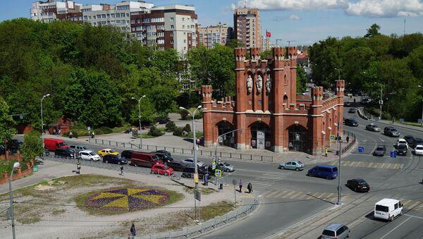 Brama Królewska w Kaliningradzie - Sputnik Polska