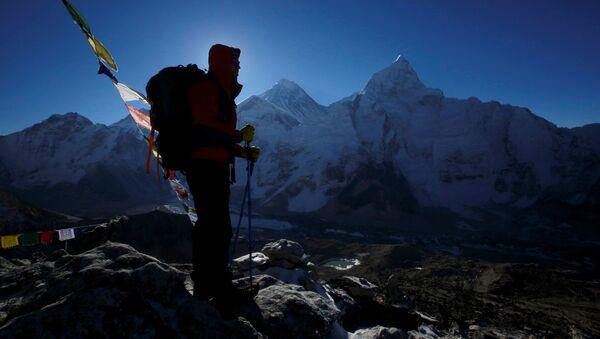 Mount Everest - Sputnik Polska