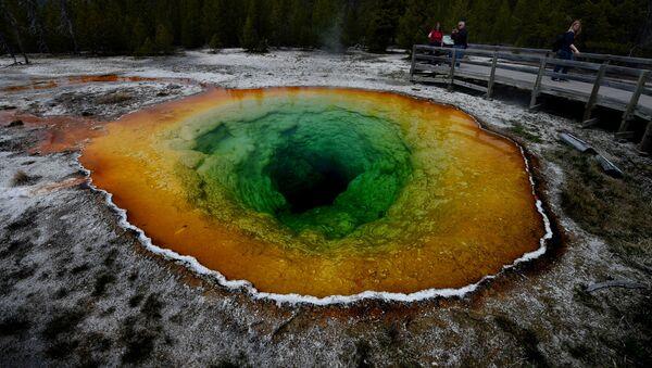 Park Yellowstone  - Sputnik Polska