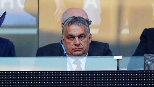 Węgierski premier Viktor Orban - Sputnik Polska