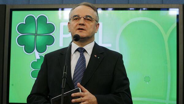 Polski polityk Waldemar Pawlak - Sputnik Polska