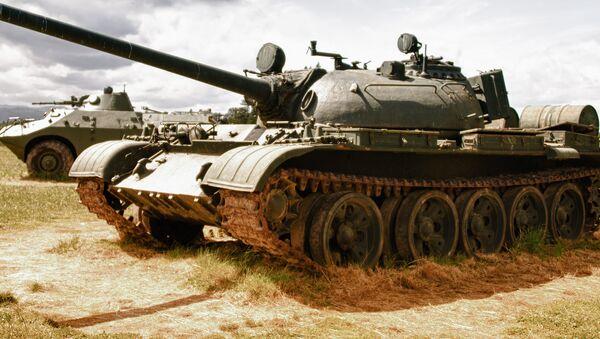Т-55 - Sputnik Polska