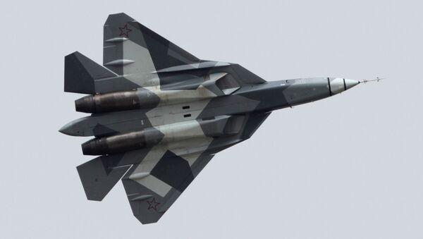 Myśliwiec Т-50 - Sputnik Polska