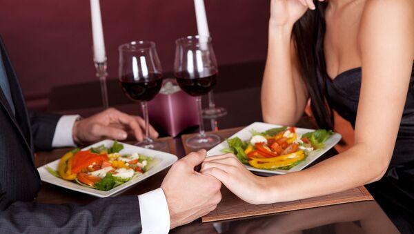 Romantyczna kolacja - Sputnik Polska