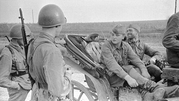 Odessa podczas wojny, lipiec 1941 roku - Sputnik Polska
