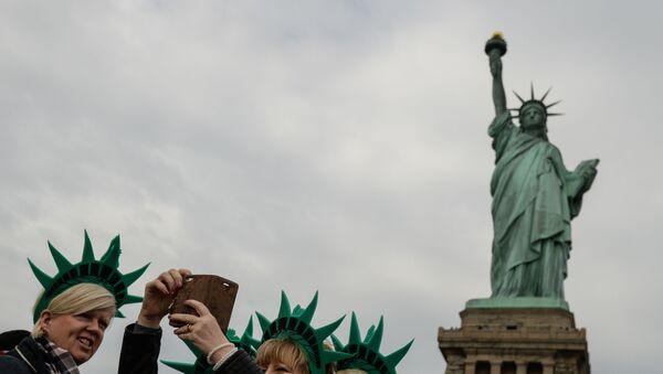 Statua Wolności, Nowy Jork - Sputnik Polska