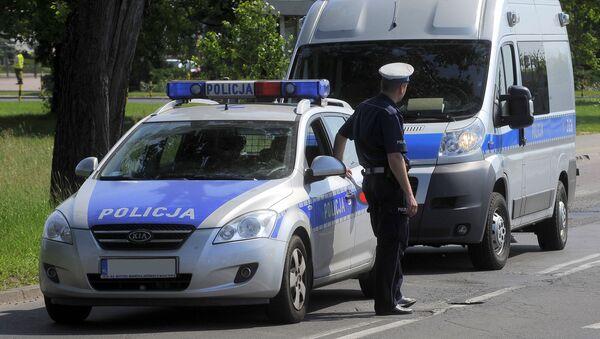 Policja. Zdjęcie archiwalne - Sputnik Polska