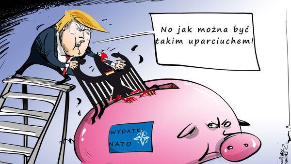 Wyskakujcie z kasy - Sputnik Polska